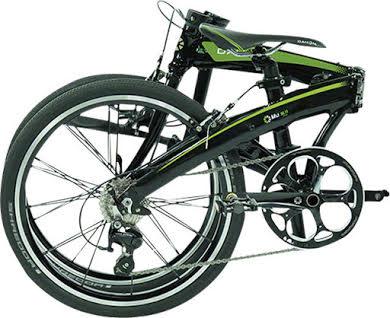 Bicicleta-Plegable 0